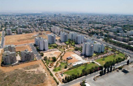 קרקע למכירה לקראת הפשרה בבאר יעקב משמעותית מתחת למחיר השוק