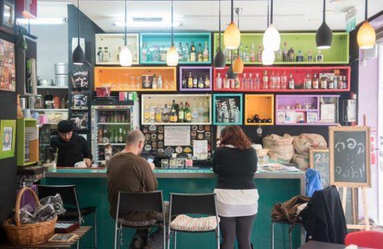 עסק ייחודי ומצליח – בית קפה משולב מכבסה למכירה