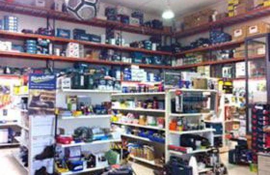 חנות לאספקה טכנית למכירה באזור השרון