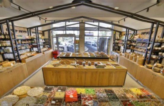 חנות פיצוחים ותבלינים בראשון לציון למכירה