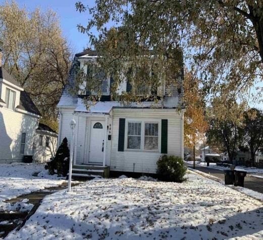 """נכס בעיר סאות' בנד אילינוי-ארה""""ב. תזרים חודשי של 850$. תשואה מעל 9% נטו"""