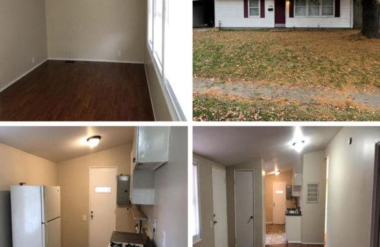 """נכס מניב בעיר סאות' בנד אילינוי-ארה""""ב. תזרים חודשי של 850$ משכירות וקנייה מתחת למחיר השוק"""