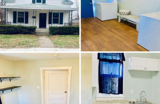 כס מניב באילינוי- 850$ משכירות ואחריות על הבית במעמד הרכישה